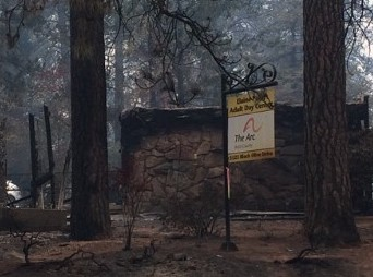 The National Arc Family Gives $10,500 to the Arc of Butte County for Fire Relief