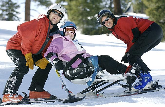 The United States Adaptive Recreation Center Brings Ski Season to Californians with Disabilities