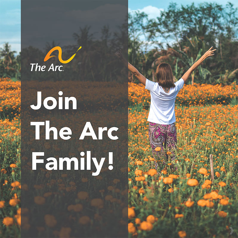 Join TheArc Family