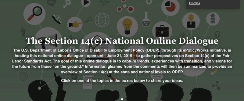 U.S. Department of Labor Seeking Comments on 14c Sub-Minimum Wage Certificates