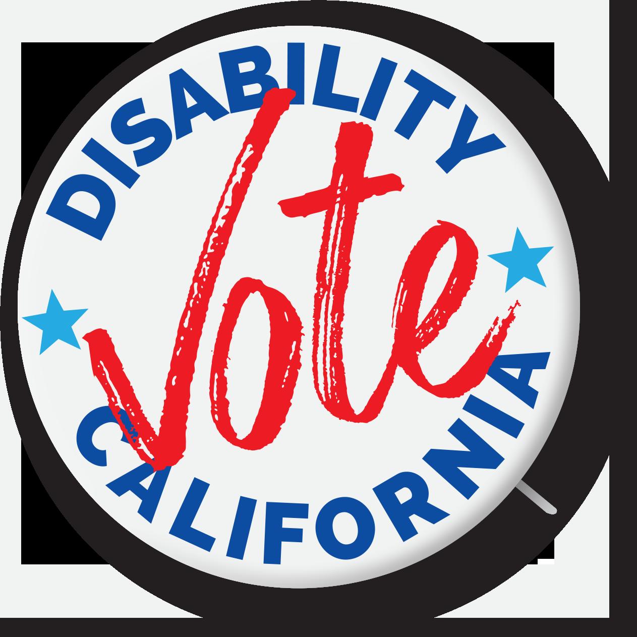 Disability Vote California