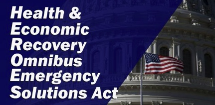 TALKS RESUME ON 4TH COVID RELIEF: TAKE ACTION AND TELL CONGRESS WE ARE ESSENTIAL
