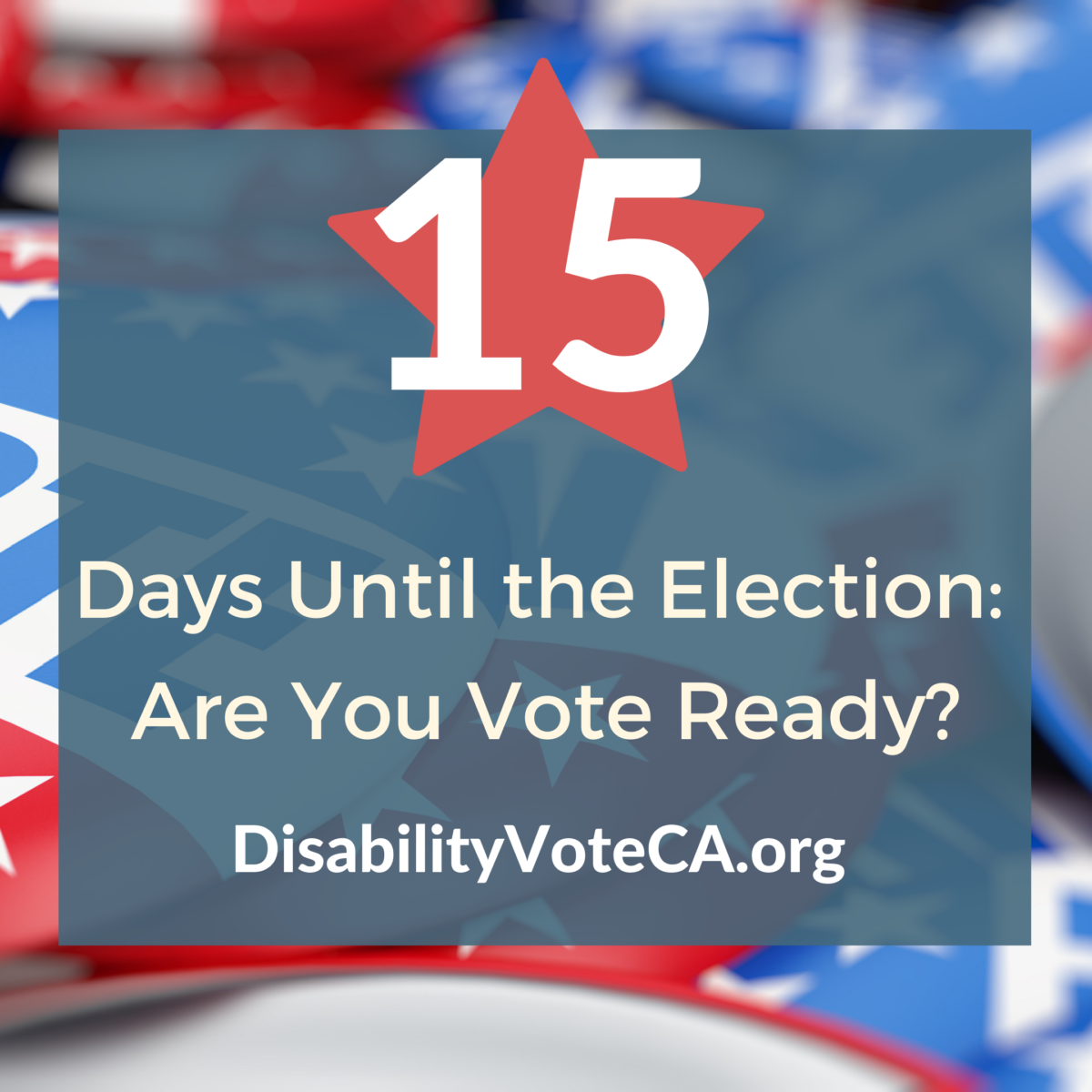 Guides for Supporting Voters with Disabilities in Your Life